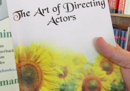 The Art of Directing Actors book is published